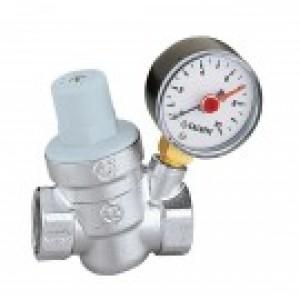 Válvula reductora de presión CALEFFI o similar (incluye válvu