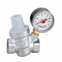 Válvula reductora de presión CALEFFI (instalada en ca)